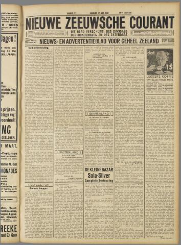 Nieuwe Zeeuwsche Courant 1932-05-17