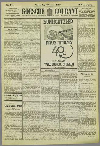 Goessche Courant 1927-06-29