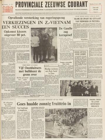 Provinciale Zeeuwse Courant 1966-09-12