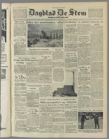de Stem 1951-10-06