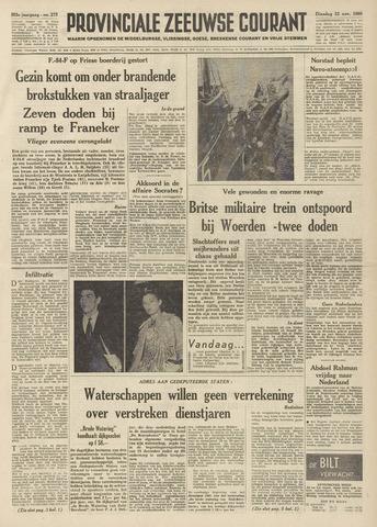 Provinciale Zeeuwse Courant 1960-11-22