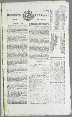 Zierikzeesche Courant 1825