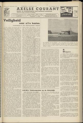 Axelsche Courant 1955-08-03