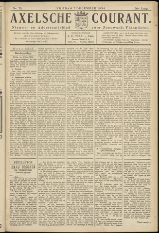 Axelsche Courant 1934-12-07