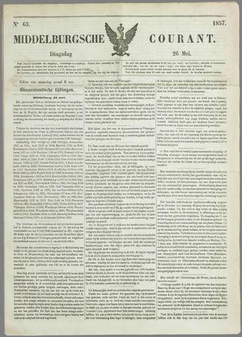 Middelburgsche Courant 1857-05-26