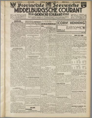 Middelburgsche Courant 1933-04-15