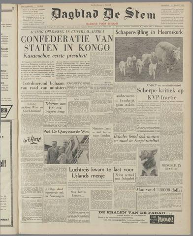 de Stem 1961-03-13