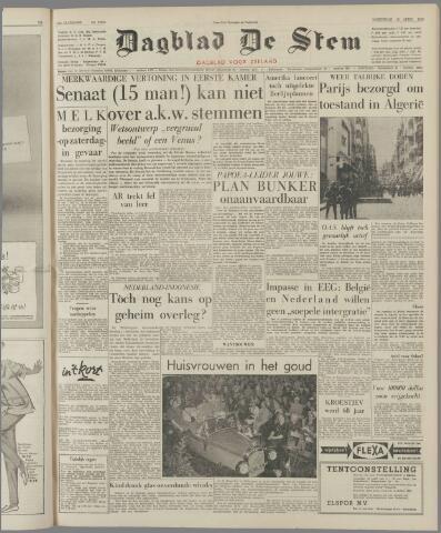 de Stem 1962-04-18