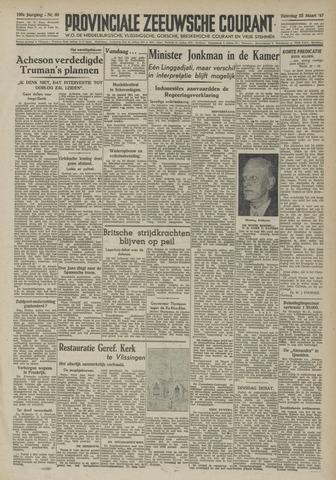Provinciale Zeeuwse Courant 1947-03-22