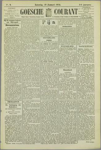 Goessche Courant 1924-01-19