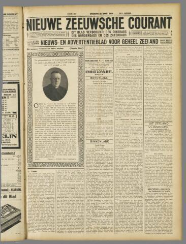 Nieuwe Zeeuwsche Courant 1930-03-22