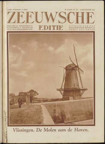 Ons Zeeland / Zeeuwsche editie 1930-09-26