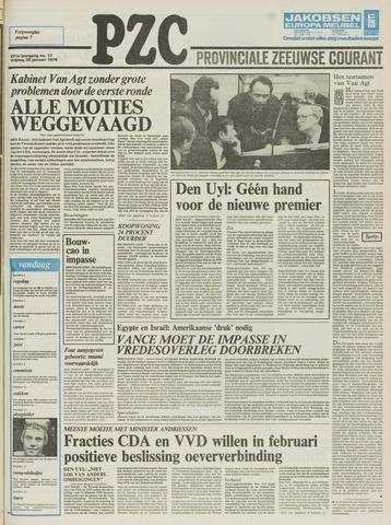 Provinciale Zeeuwse Courant 1978-01-20