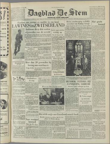 de Stem 1952-02-11