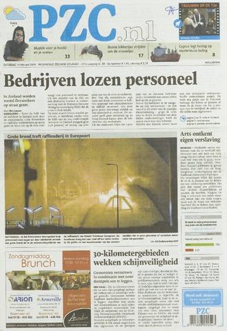 Provinciale Zeeuwse Courant 2009-02-14
