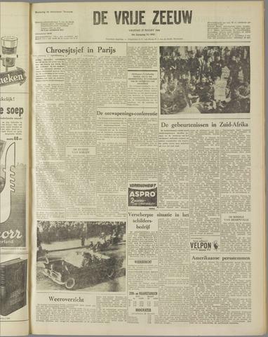 de Vrije Zeeuw 1960-03-25