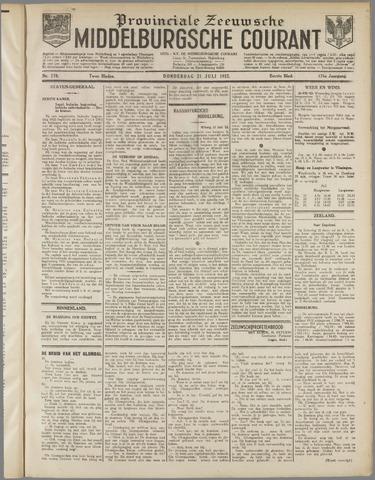 Middelburgsche Courant 1932-07-21