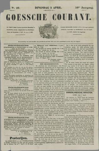 Goessche Courant 1867-04-02