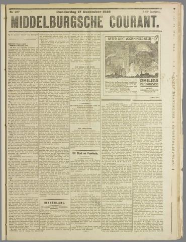 Middelburgsche Courant 1925-12-17
