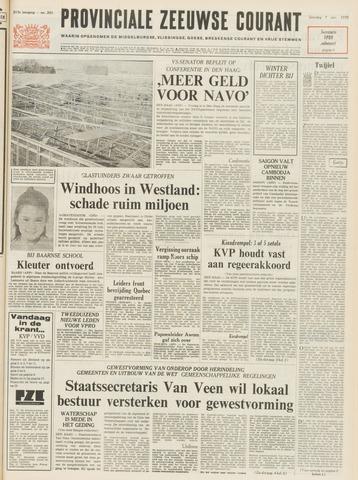 Provinciale Zeeuwse Courant 1970-11-07