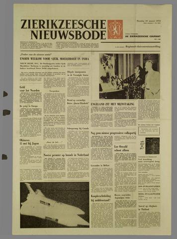 Zierikzeesche Nieuwsbode 1972-01-10