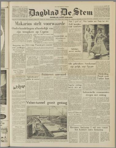 de Stem 1957-03-30