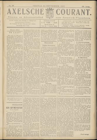 Axelsche Courant 1937-09-24