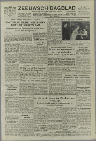 Zeeuwsch Dagblad 1953-05-16