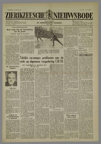 Zierikzeesche Nieuwsbode 1955-01-20