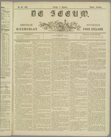 De Zeeuw. Christelijk-historisch nieuwsblad voor Zeeland 1895-08-03
