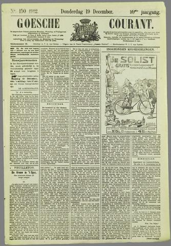 Goessche Courant 1912-12-19