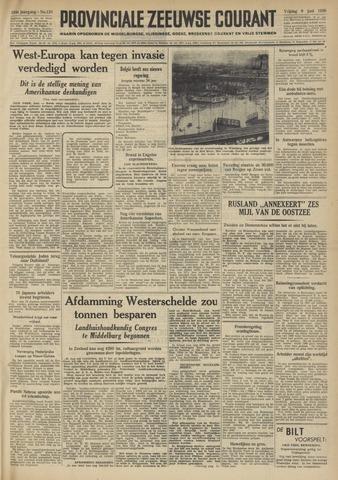 Provinciale Zeeuwse Courant 1950-06-09
