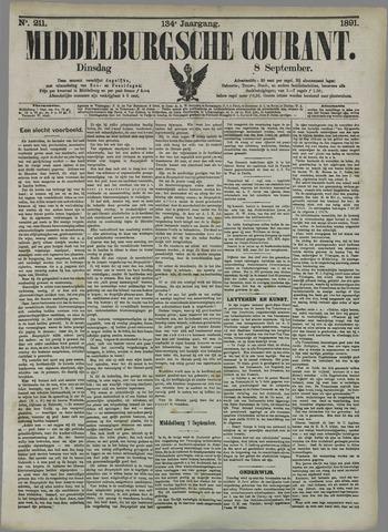 Middelburgsche Courant 1891-09-08