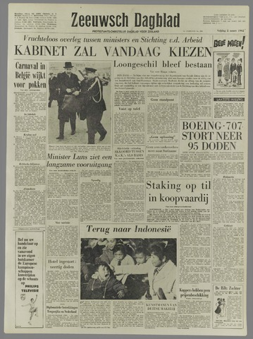Zeeuwsch Dagblad 1962-03-02