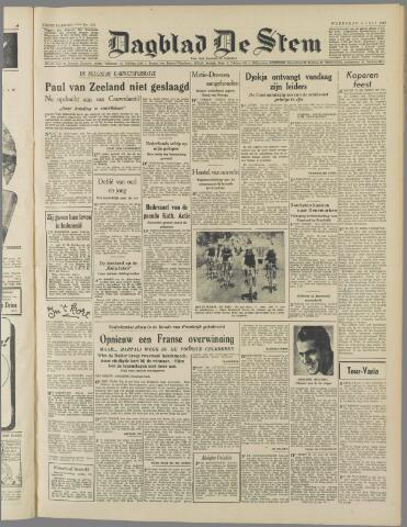 de Stem 1949-07-06