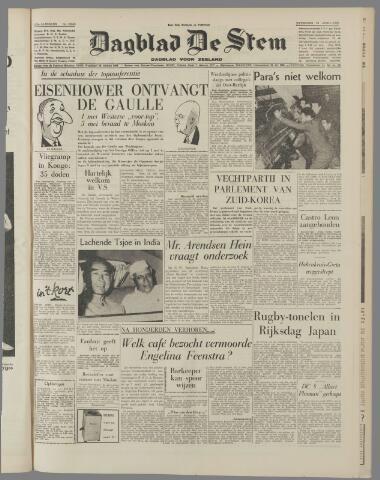 de Stem 1960-04-23