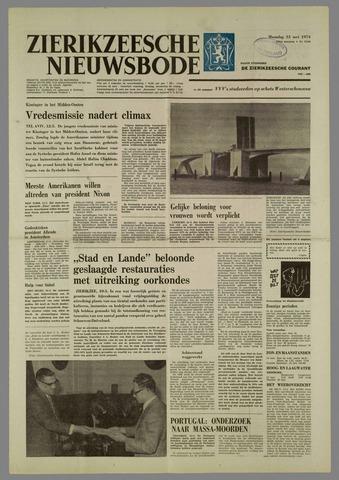Zierikzeesche Nieuwsbode 1974-05-13
