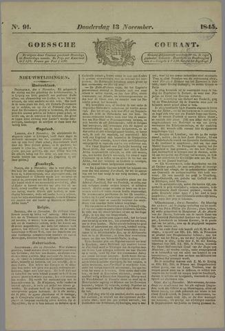 Goessche Courant 1845-11-13