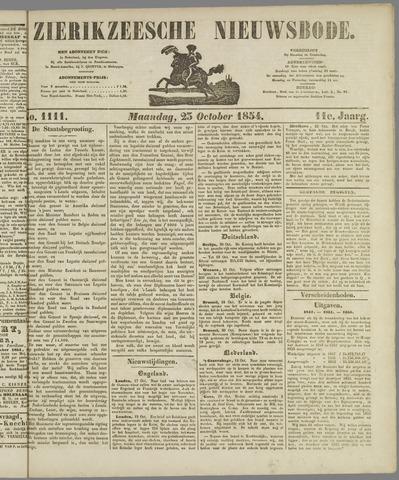 Zierikzeesche Nieuwsbode 1854-10-23
