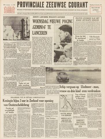 Provinciale Zeeuwse Courant 1965-12-13