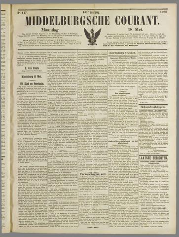 Middelburgsche Courant 1908-05-18