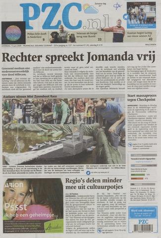 Provinciale Zeeuwse Courant 2009-06-13