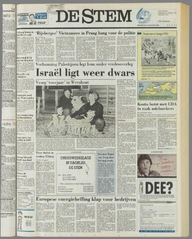 de Stem 1992-01-06