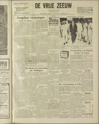 de Vrije Zeeuw 1960-07-30