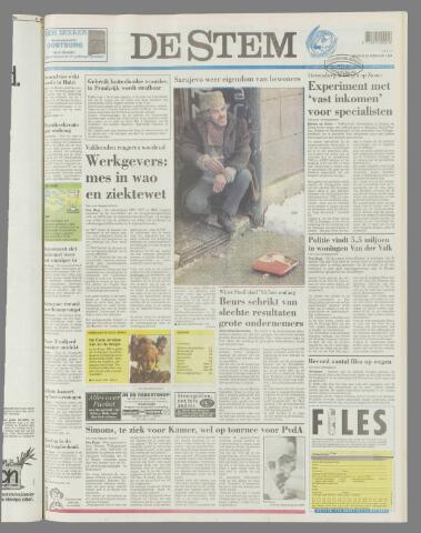 de Stem 1994-02-25