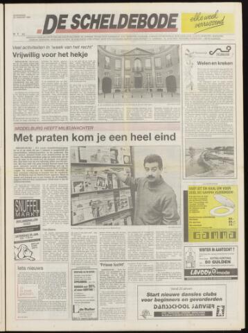 Scheldebode 1992-01-22