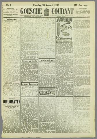 Goessche Courant 1930-01-20