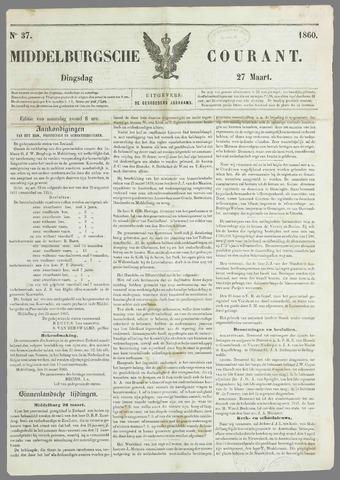 Middelburgsche Courant 1860-03-27