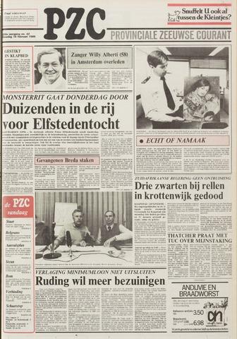 Provinciale Zeeuwse Courant 1985-02-19