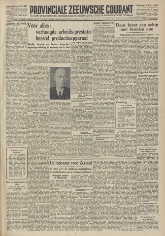 Provinciale Zeeuwse Courant 1946-10-05